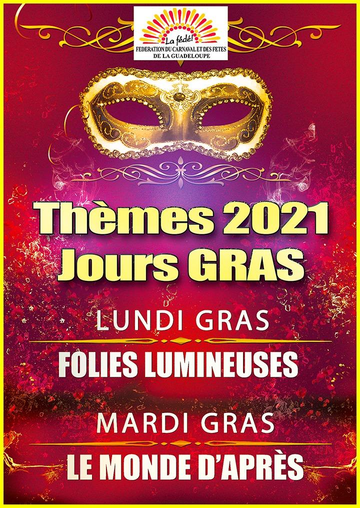 Carnaval 2021 en Guadeloupe