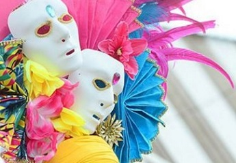 masques carnaval guadeloupe