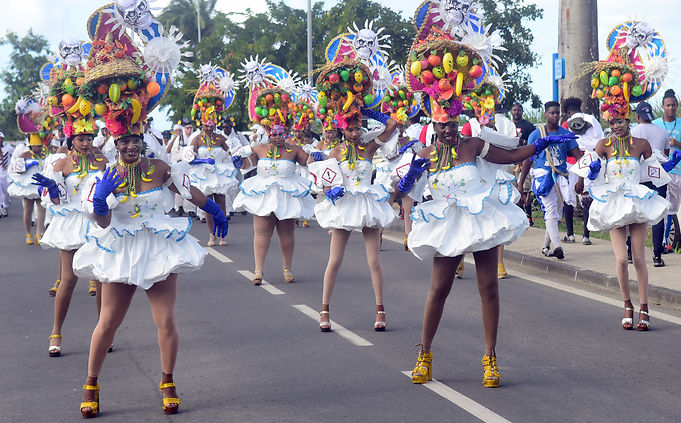 Carnaval 2020 en Guadeloupe